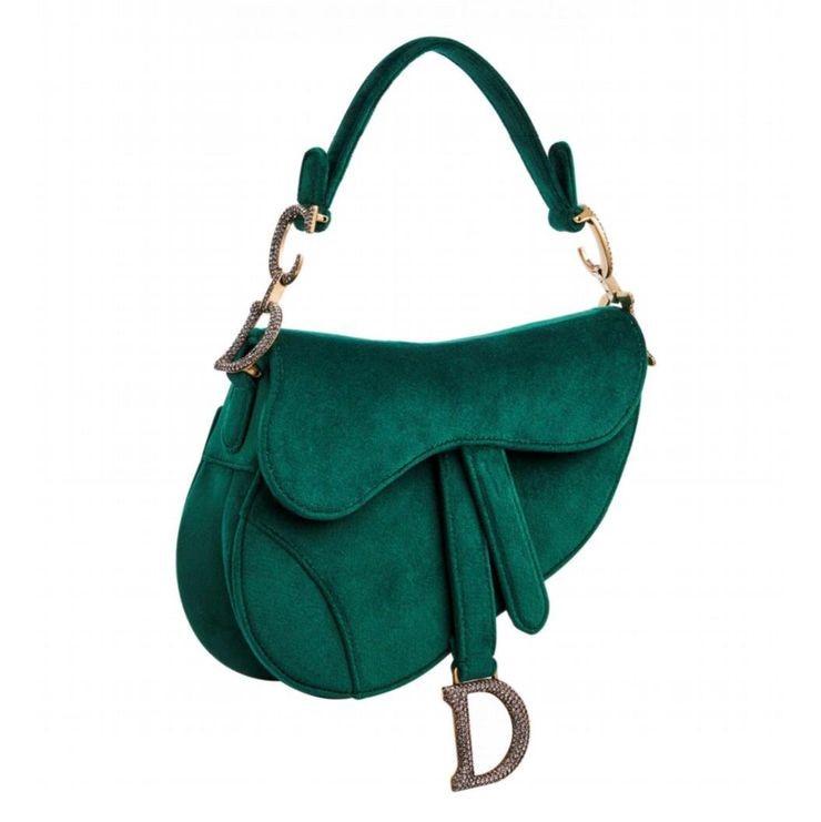 Dior Saddle Bag: $4,100