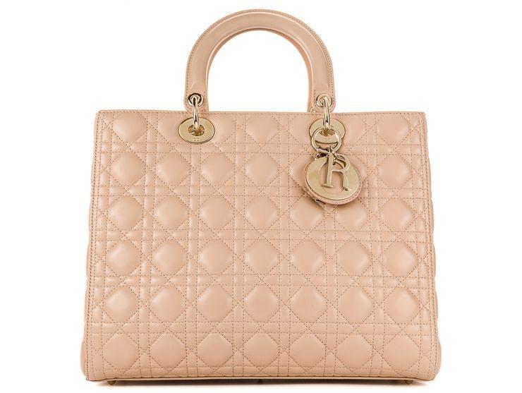 Lady Dior Bag: $4,000