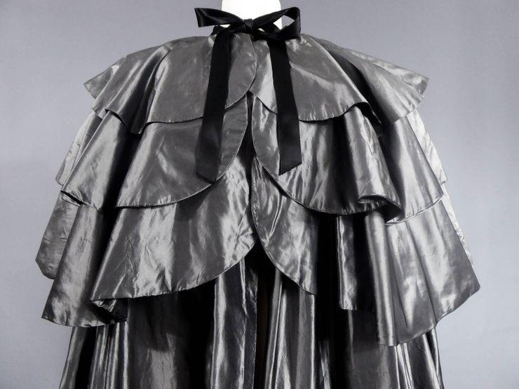 Dior Haute Couture Cape Number 15592: $3,256