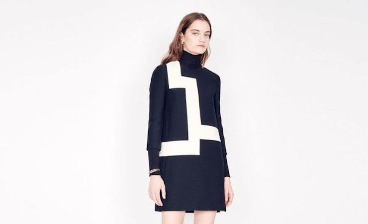 Dior Wool and Silk Dress: $3,200