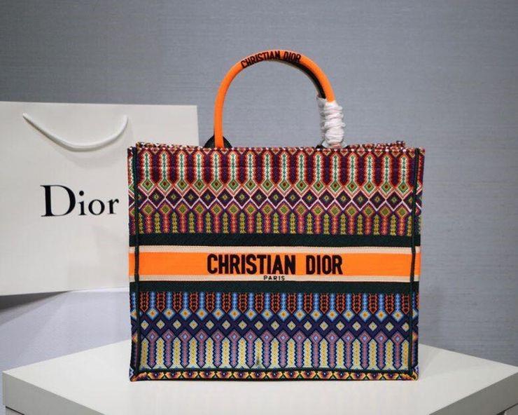 Dior Book Tote Bag: $3,000